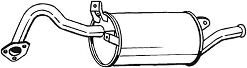 Bosal 177–159 silencieux de sortie