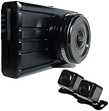 Top Dawg TD3CAM1080P EagleEye Triple Dash Cam - 1 Front Facing Windshield Cam with 2 Additional Waterproof Cams