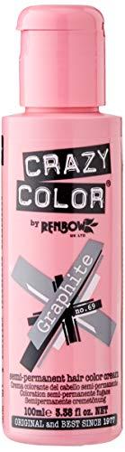 Crazy Color 69 - Graphite - 100ml