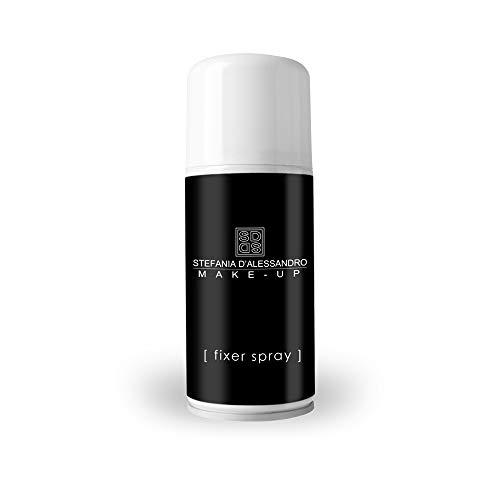 Stefania D'Alessandro Make-Up Spray Fissante Trucco, 150 ml Stefania D'Alessandro fixer spray - fissatore