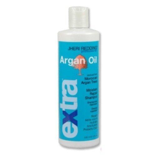 Jheri Redding Extra Argan Oil Moisture Repair Shampoo, 12 fl. oz.