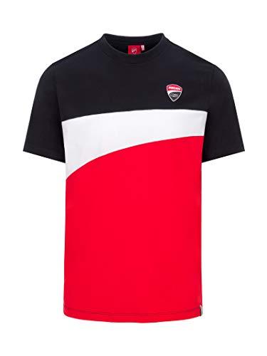 Ducati Corse Racing Offizielles MotoGP T-Shirt - Rot - L