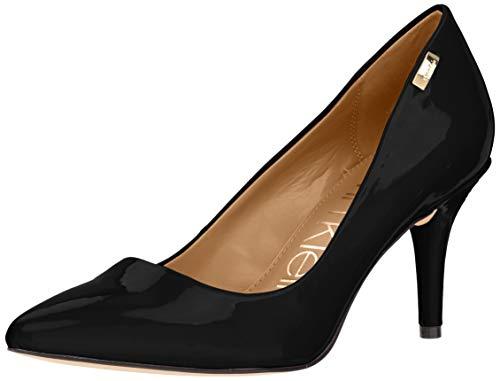 Calvin Klein Womens Kylie Black 1 9.5 M