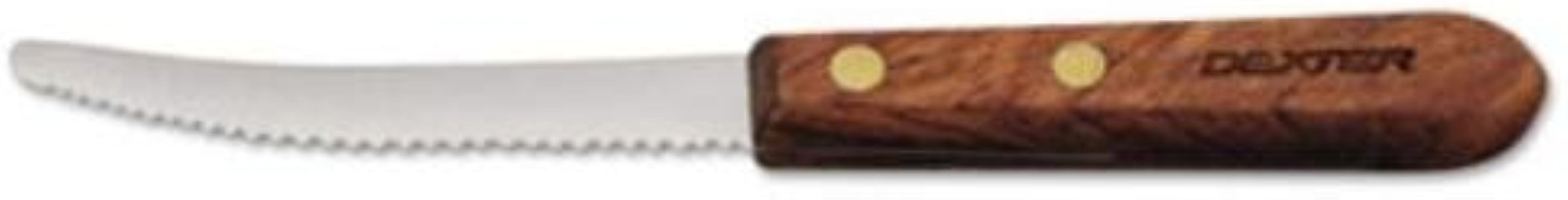 3 Scalloped Grapefruit Knife