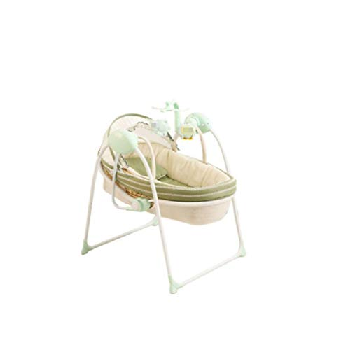 Why Should You Buy Baby Electric Cradle Bed - Baby Rocking Chair, comforting Cradle Bed, Baby cot, B...