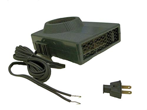 Kat's 37100 Automotive Interior Heater