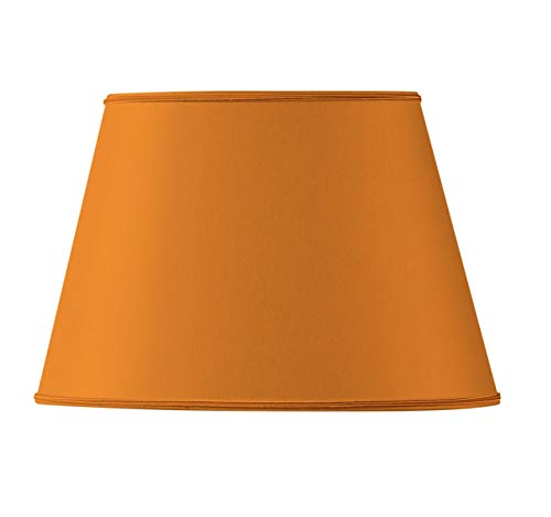 HUGUES RAMBERT 3760151506055 Abat-jour, Orange