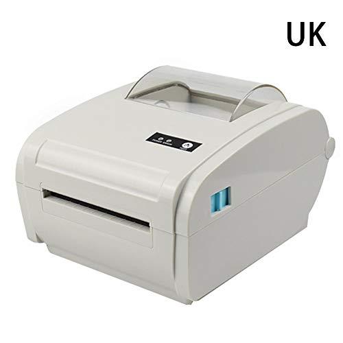 Impresora de etiquetas de envío Interfaz USB Impresora té