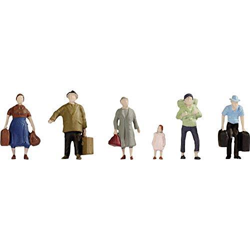 Figuren für Landschaftsgestaltung von Modelleisenbahnen von Noch, 38115