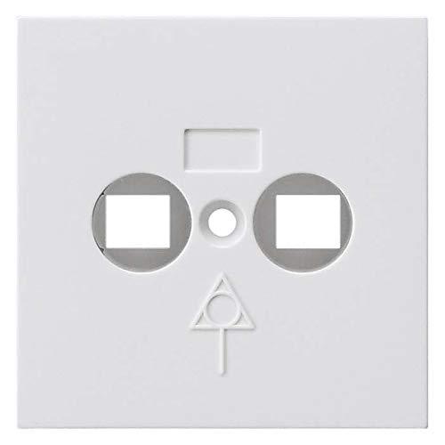 Gira Abdeckung Poten.ausgl.rws 810903 Dose System 55 Zubehör für Installationsschalterprogramme 4010337031703