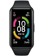 Honor Band 5 waterdichte Bluetooth fitness activiteitstracker met hartslagmeter, AMOLED-kleurendisplay, touchscreen
