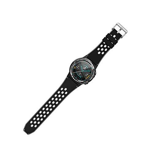 PRIXTON SW37 - Smartwatch Reloj Inteligente Hombre y Mujer con GPS Modo Multideporte Persión Arterial Pulsómetro Tarjeta SIM Realiza y Atiende Llamadas con Asistente de Voz Siri miniatura
