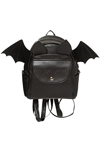 Banned Apparel Waverly Faux Leather Backpack