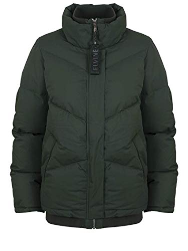 elvine Parka LISEN Green, Grün Small