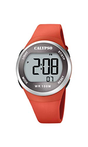 Calypso Reloj para de Cuarzo con Correa en plástico K5786/2