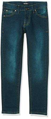 DKNY Boys' Jeans, as Blue Depth, 14