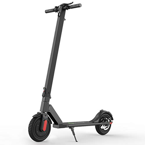 MEGAWHEELS S5 Electric Scooter, 13 Miles Long Range Battery, Up to 15.5 MPH, 8.5' Pneumatic Tires,...