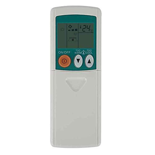 Telecomando di ricambio per condizionatore d'aria Mitsubishi, per modello Kp3as, Kp3bs, Km04b, Km04f, Kg1f, Kp1a, Kpoa, Kp06cs, Kp06ks, Kp07bs, Kgic2972, Kgic2853, Kgic2183p, Kgic0462, ecc.