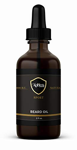 Xotics by Curtis Smith – Beard Oil – Sport – 2 oz – Professionally Formulated to Strengthen Hair & Promote Sustained Growth – Enhanced with Hempseed Oil, Shea Oil & Avocado Oil