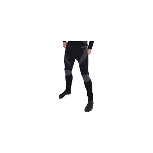 Oxford - Pantalones térmicos para Moto - Negro - L/XL
