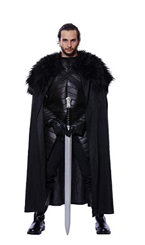 Oya Costumes - Jon Snow Costume - Game of Thrones| Cosplay, Halloween, Theme Party...