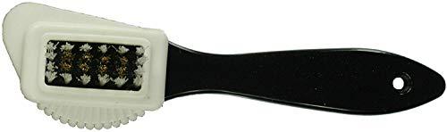 Shoestring Wildleder Nubuk Schaf Haut Leder Bürsten Reiniger & Schwämmchen