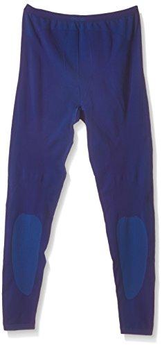 Odlo Evolution Warm Pantalon pour Homme XL - Mazarine Blue - Dresden Blue