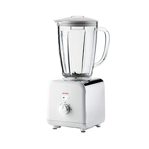 Guzzini Kitchen Active Design blender 19 x 17.5 x 39 cm, wit (White)