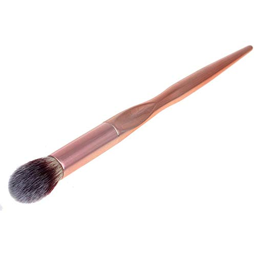 MEIYY Pinceau de maquillage 1Pcs Pro Cosmetic Makeup Brushes Powder Foundation Eyeshadow Contour Brush Tools Nylon Hair Beauty Pincel