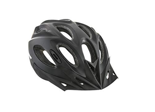 Massi Tech Casco, Deportes,Ciclismo, Black, M