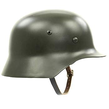 German WWII M35 Steel Helmet - Stahlhelm 35 WW2 M1935