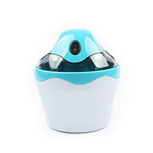 NXYJD Crema - También Hace Sorbete, Postre de Yogurt congelado, máquina de Capacidad con Recetas fáciles de Hacer Incluidas por la Cocina clásica