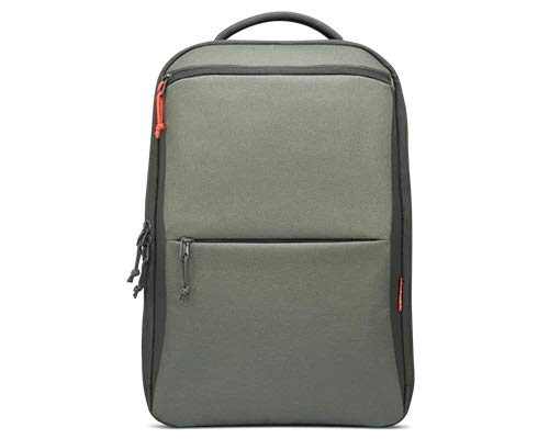 Lenovo Backpack, Mochila Unisex Adulto, Green, One