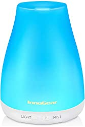 InnoGear 100ml Aromatherapy Essential Oil Diffuser