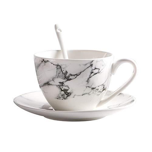 Espressotassen 3 Stück/Set Marmorierung Kaffeetasse Werbung Geschenkbecher Glasbecher Kaffeetasse Reise Kaffeetasse Dreiteilig