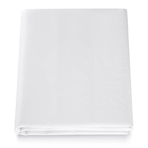Neewer® 1 Yard x 60 Zoll / 0.9M x 1,5 M Nylon Seide weiß Nahtlose Diffusion Gewebe Diffusor-Stoff für Fotografie-Softbox, Lichtzelt und Beleuchtung Licht-Modifizierer