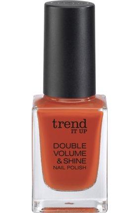 DM trend it up Double Volume & Shine Nail Polish Nr. 160 Inhalt: 11ml Nagellack für strahlend...