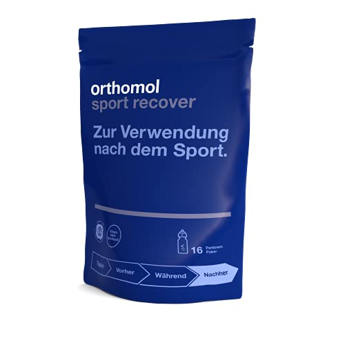 Orthomol Sport recover, 800 g