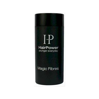 HP Hairpower - Haarpuder für mehr Volumen - Dark Brown - Dunkelbraun- Volumenpuder für Männer und Frauen - Haarverdichtung - Haarstyling Puder in Friseurqualität - 22gr