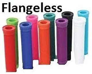 ODI LONGNECK GRIPS Flangeless For BMX and Scooters PURPLE