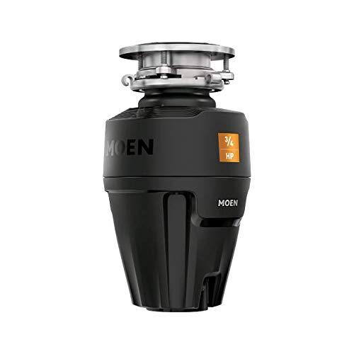 Moen EX75C EX Series 3/4 Horsepower Garbage Disposal