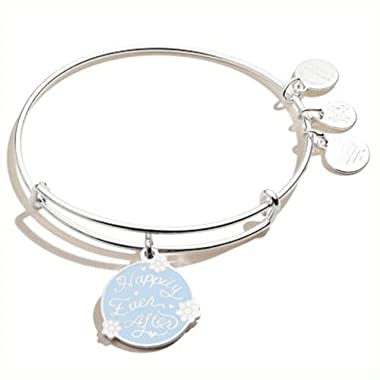Alex and Ani Celebrate Happily Ever After Expandable Wire Bangle
