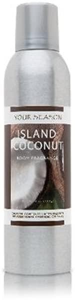 DormCo Island Coconut Room Scent