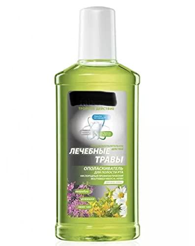 Colutorio prevención de oxígeno 'Hierbas medicinales'