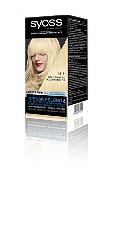 Syoss Blond 13-0 Ultra Plus Lightener Haarverf, 1 stuk