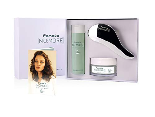 FANOLA No More Retail Hair Kit - 250+200ML+DETANGLER