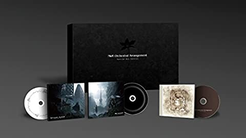 [Album]NieR Orchestral Arrangement Special Box Edition – 岡部啓一[FLAC + MP3]