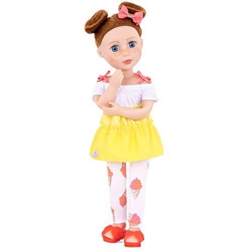 Glitter Girls GG51066Z Charlie 35,6 cm bewegliche Modepuppen für Mädchen ab 3 Jahren