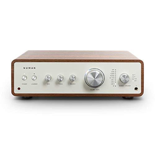 Numan Drive - Amplificador estéreo Digital, HiFi, Retro, 2X