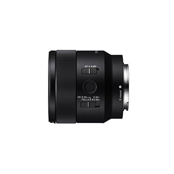 RetinaPix Sony SEL50M28 FE 50mm F2.8 Full Frame E-Mount Lens (Black)